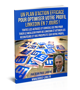 Plan d'action optimisation Linkedin