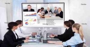 conférence réunion travail