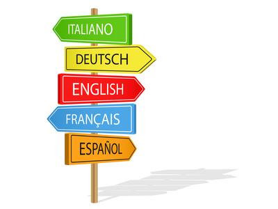 Profil Linkedin dans une autre langue